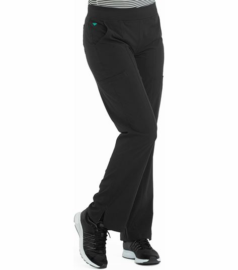 Med Couture Energy Women's Yoga Comfort Cargo Paige Pant-8744