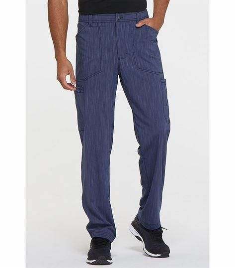 Dickies Advance Two Tone Twist Men's Straight Leg Scrub Pants-DK180