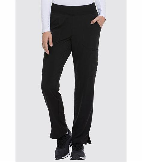 Dickies EDS Women's  Pull-On Cargo Scrub Pants-DK005