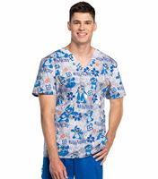 Disney Men's V-neck Top TF663