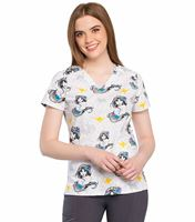 Disney V-neck Top TF666