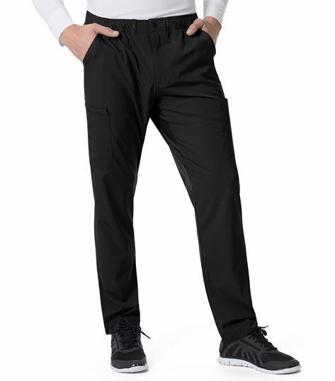 Carhartt Liberty Men's Slim Fit Multi-Pkt Cargo Scrub Pants-C55106