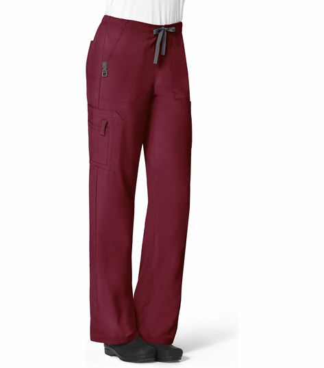 Carhartt Force Crossflex Women's Drawstring Cargo Scrub Pants-C52110