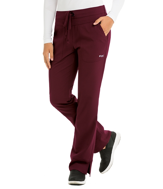 429b635a847 Grey's Anatomy Signature Women's Slim Straight Leg Callie Scrub Pants-2207  | Medical Scrubs Collection