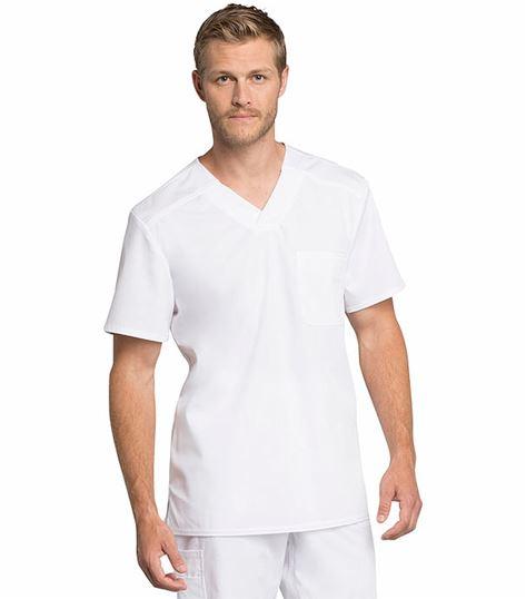 50df67a8f3e Cherokee Workwear Revolution Tech Men's V-Neck Scrub Top-WW755AB | Medical  Scrubs Collection