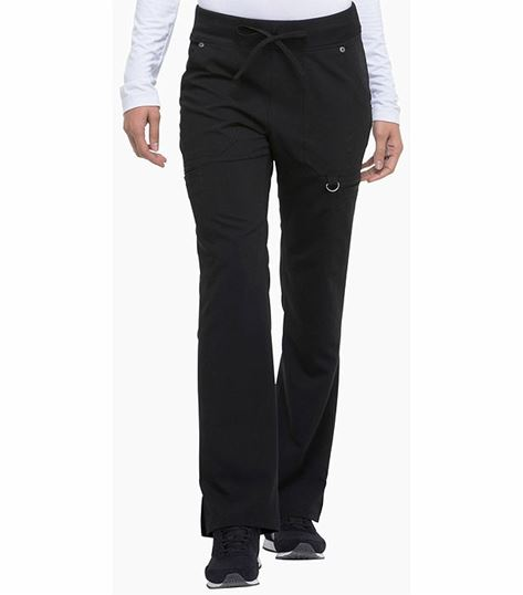 Dickies Xtreme Stretch Mid Rise Rib Knit Waistband Pant DK020