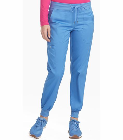Med Couture Touch Women's Yoga Jogger Jenny Scrub Pants 7710