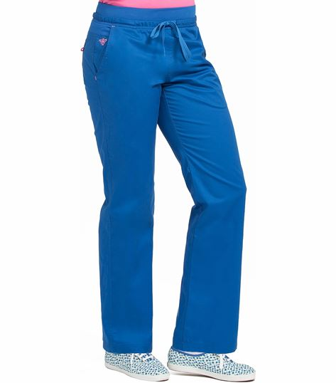 Med Couture Women's Yoga Drawstring Pant-8715