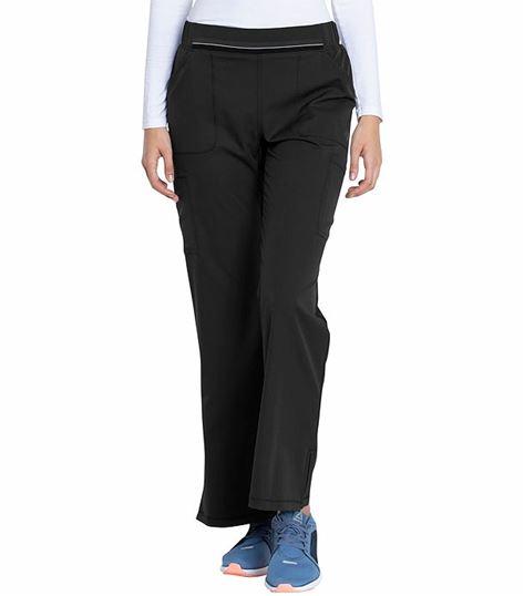 Dickies Dynamix Women's Flare Leg Pull-On Scrub Pants-DK115