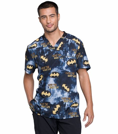 Tooniforms Men's V-neck Top TF730