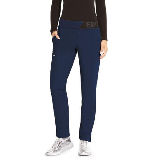 Grey's Anatomy Edge Women's 3 Pocket  Side Waist Logo Cargo Scrub Pants-GEP004