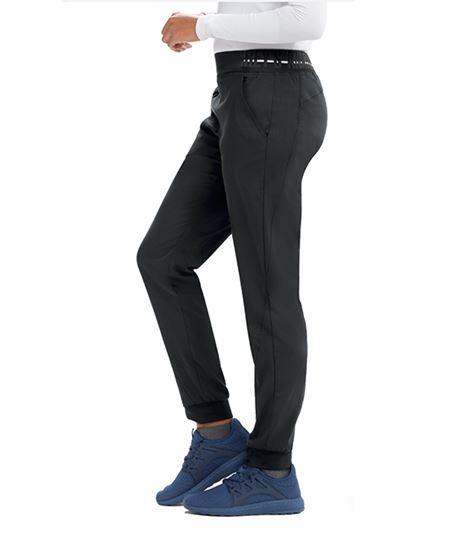 Grey's Anatomy Active Spandex Stretch Women's Logo Joggers Scrub Pants-GVSP512