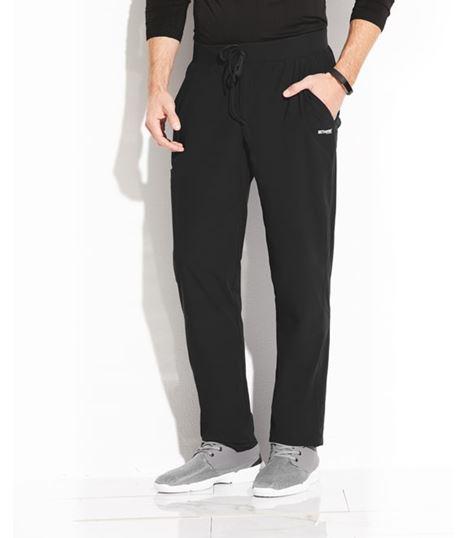 Grey's Anatomy Edge Men's 4 Pocket Drawstring Scrub Pants-GEP002