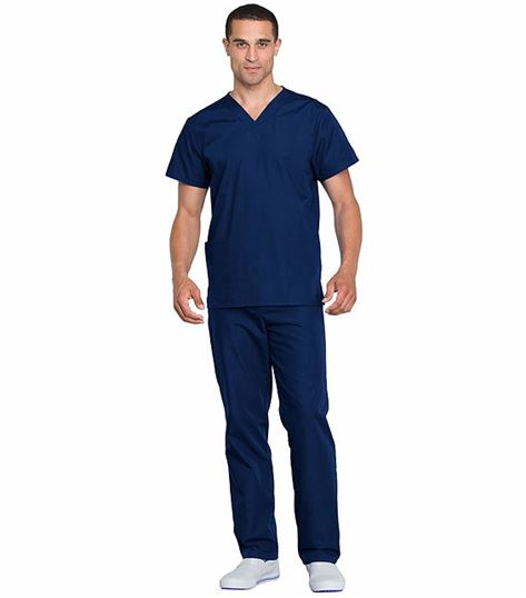 Cherokee Workwear Unisex Top And Pant Set WW530C