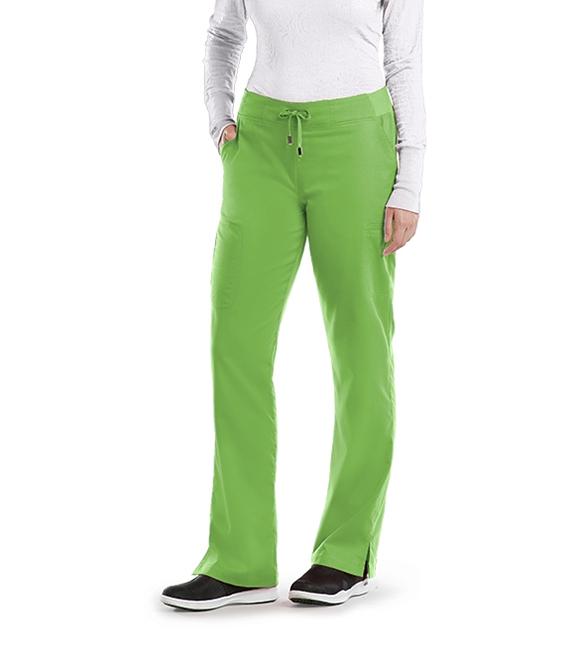 693a3e1013e Grey's Anatomy Women's 6 Pocket Straight Leg Cargo Scrub Pants-4277 |  Medical Scrubs Collection