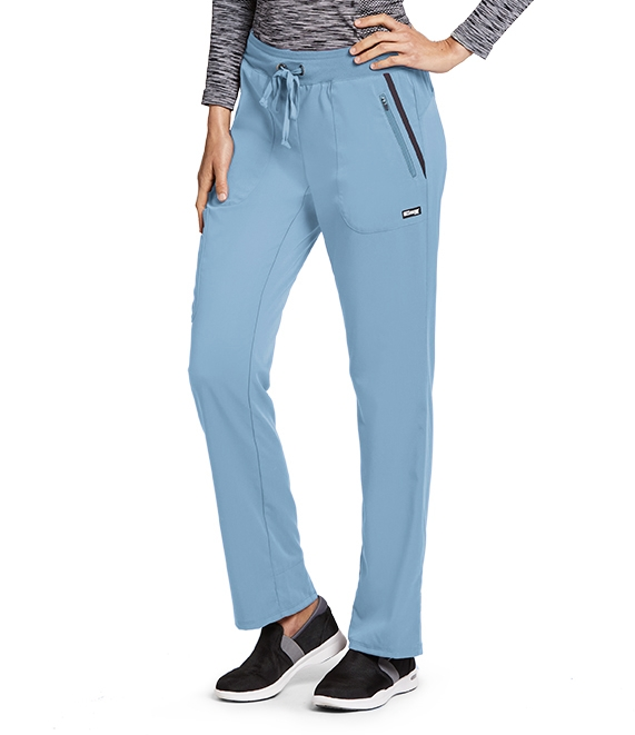 6a7ae7fa7c26f Grey's Anatomy Impact Women's Elevate Drawstring Cargo Scrub Pants-7228 |  Medical Scrubs Collection