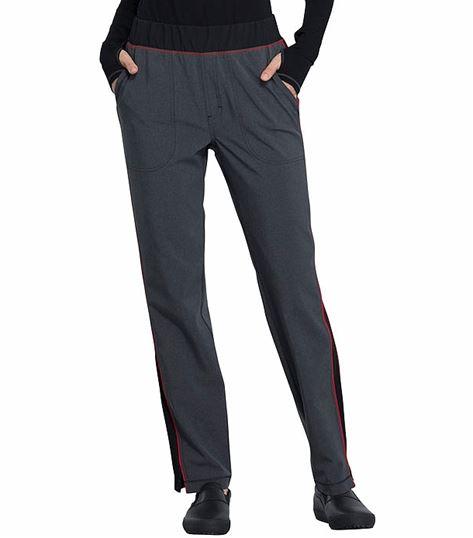 Cherokee Infinity Women's Tapered Leg Elastic Waist Scrub Pants-CK125A