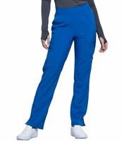 Cherokee Infinity Women's  Tapered Leg Pull-On Scrub Pants-CK065A