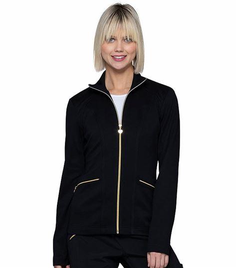 HeartSoul Zip Front Jacket HS325