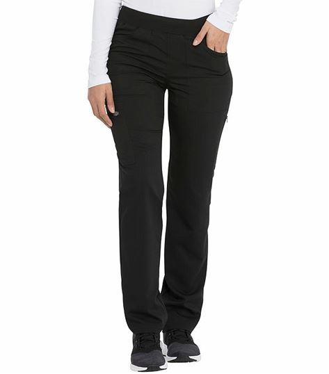 Dickies Balance Women's Pull On Cargo Scrub Pants- DK135