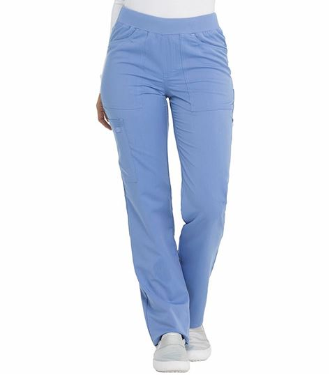 Dickies Balance Women's Pull On Cargo Scrub Pants- DK135