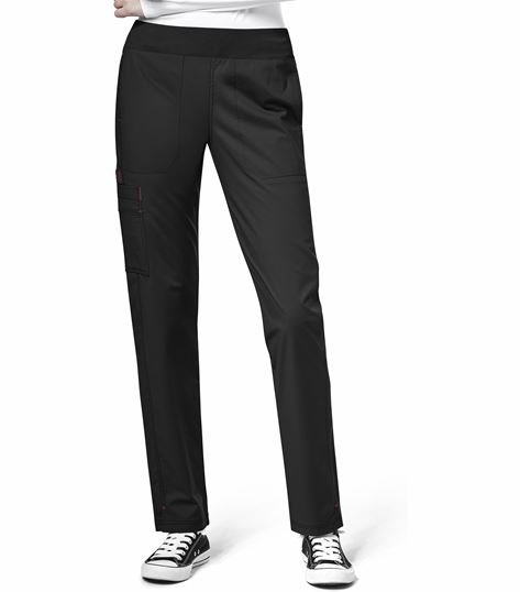 WonderWink WonderFLEX  Women's Tailored Cargo Scrub Pants-5808