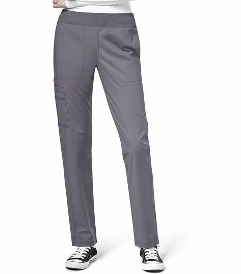 WonderWink WonderFLEX  Women's Tailored Cargo Scrub Pants-5808