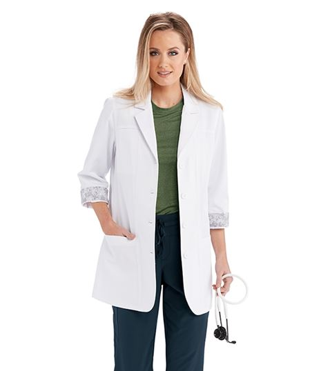 Barco One Women's 30 Inch Lab Coat LBC906