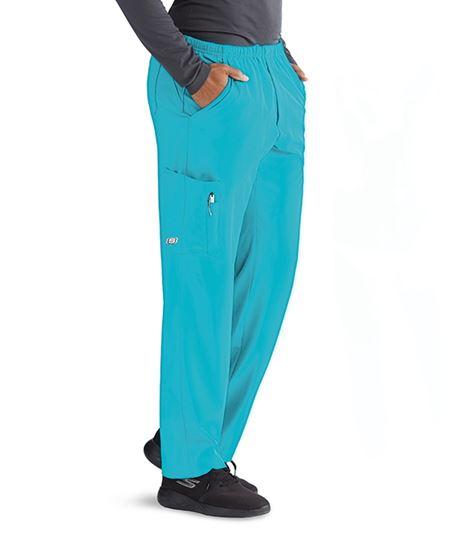 Skechers Men's Structure Cargo Scrub Pants-SK0215