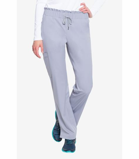 Med Couture Peaches Women's Merrow Waist Pant-8757