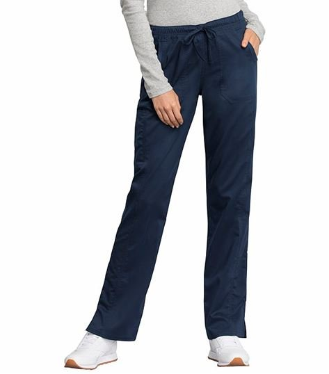 Cherokee Workwear Revolution Tech Women's Drawstring Scrub Pants-WW235AB