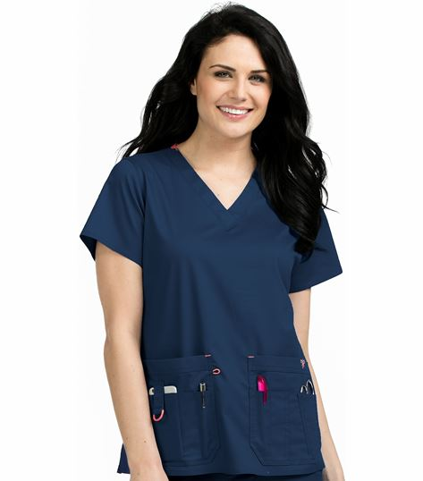Med Couture Women's Rescue Top-8425