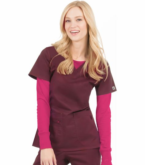 Med Couture Mc2 Women's Olivia Top-8475