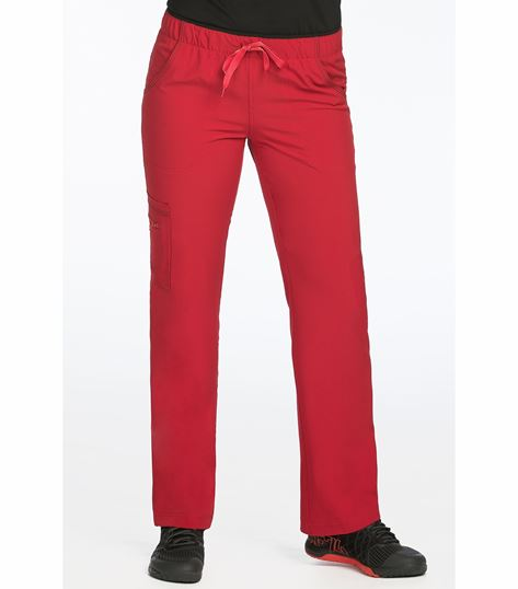 Med Couture Activate Women's Color Block Pant-8751