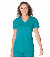 Urbane WOMENS TOP LOAD V-NECK 9063