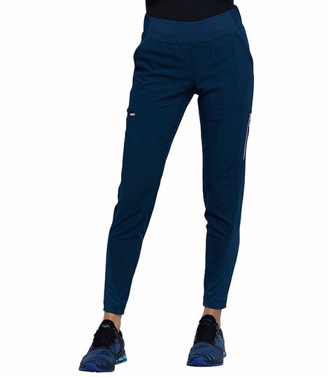 Cherokee Mid-rise Tapered Leg Pull-on Pant CK175