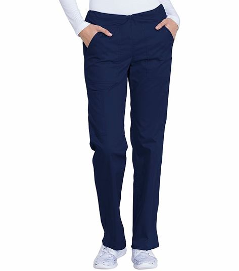 Genuine Dickies Women's Straight Leg Scrub Pants-GD100