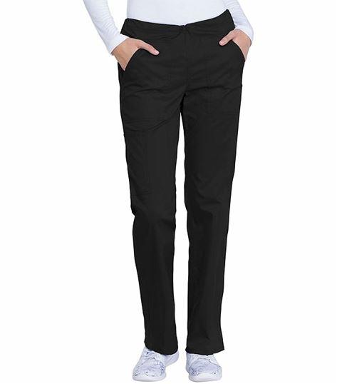 Genuine Dickies Mid Rise Straight Leg Drawstring Pant GD100P