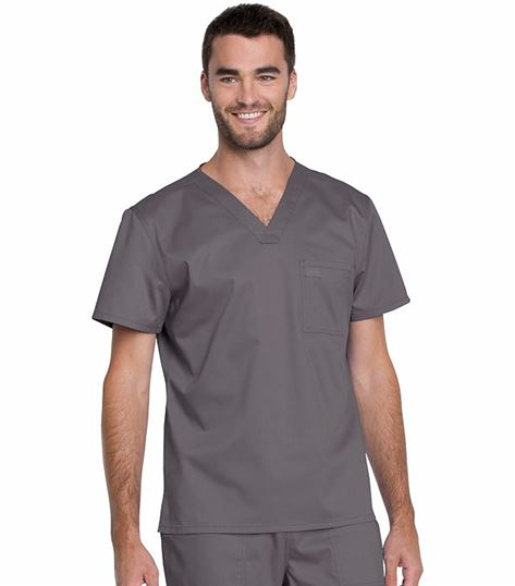 Genuine Dickies Unisex V-neck Scrub Top-GD620