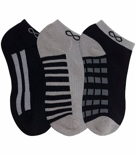 Cherokee 1-3pr Pack Of No Show Socks DASH