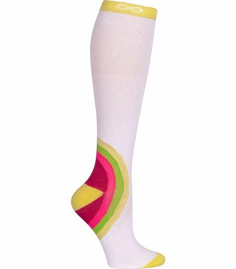 Infinity Footwear 1 Pair Pack 15-20 Mmhg Support Socks KICKSTART