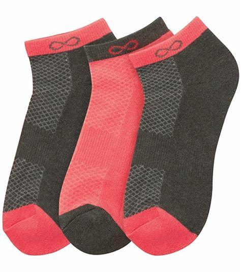 Cherokee 1-3pr Pack Of No Show Socks SPARK