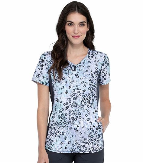 Cherokee V-neck Top CK732