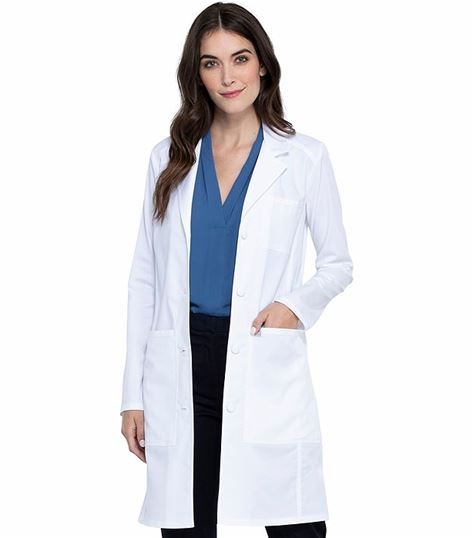 "Cherokee Workwear Women's 36"" Lab Coat WW420AB"