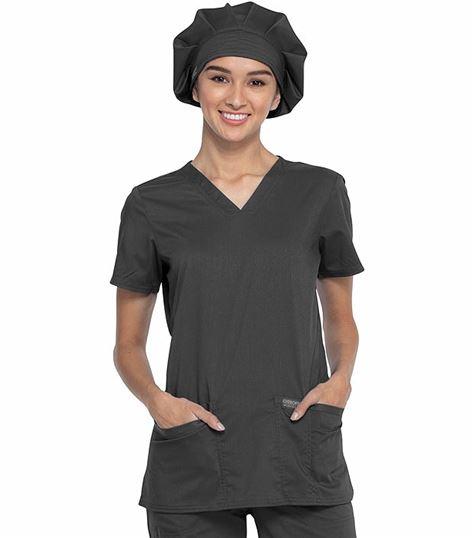 Cherokee Workwear Revolution Unisex Bouffant Scrub Hat-WW550