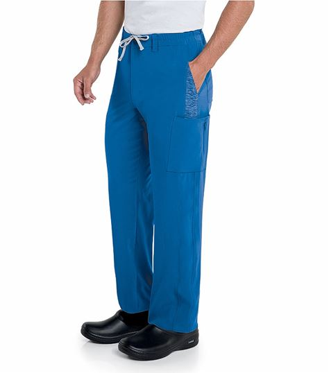 Urbane QUICK COOL MENS DRAWSTRING AND ELASTIC WAIST PANT 9250