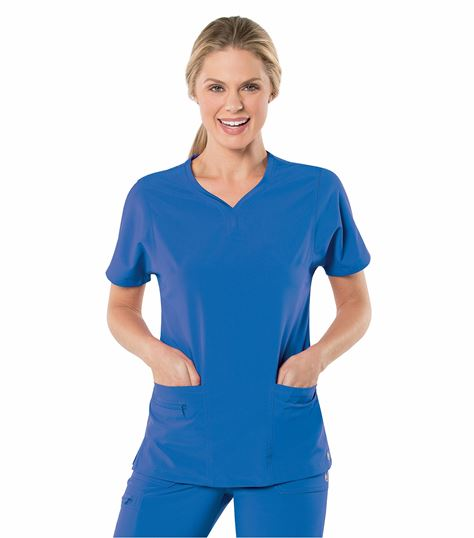 Urbane PERFORM ELASTIC NECK V NECK 9058