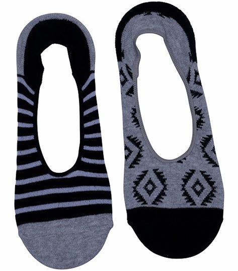 Cherokee 1-3pr Pack Of Peek A Boo Socks NONOS