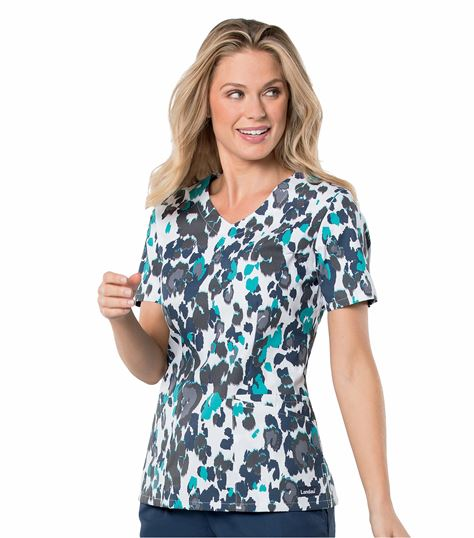 Landau WOMEN'S V-NECK TUNIC 4149