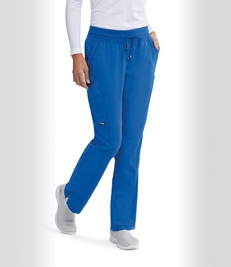 Grey's Anatomy Women's Drawstring Scrub Pants-GRP119